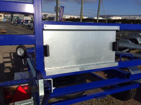 Accessoires pour Remorque spadis 750 pour transport des spa - Distrimat